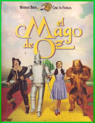 El Mago Oz 1939 | DVDRip Latino HD Mega 1 Link