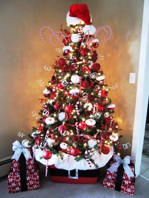 Dekorasi Pohon Natal Lucu