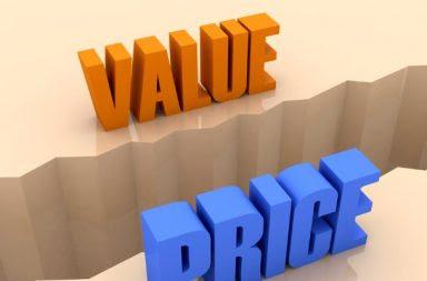 harga saham dan bisnis perusahaan