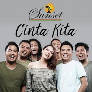 Lirik Lagu Sunset - Cinta Kita