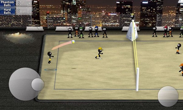 Stickman Volleyball Game Volleyball Android