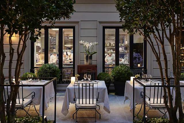 Restaurante Seta em Milão