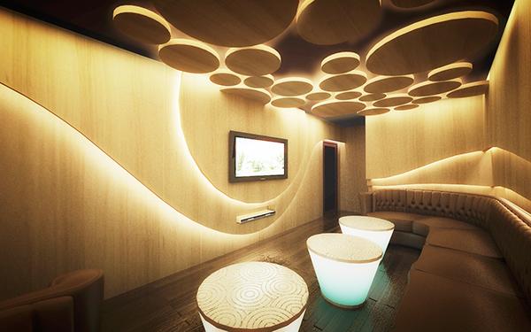 40 Latest gypsum board false ceiling designs with LED ...