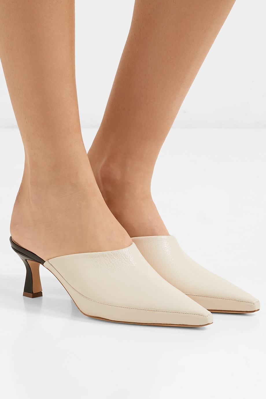 Get 15% Off the Coolest Shoes at Net-A-Porter — Wandlet Bente Mule Heels