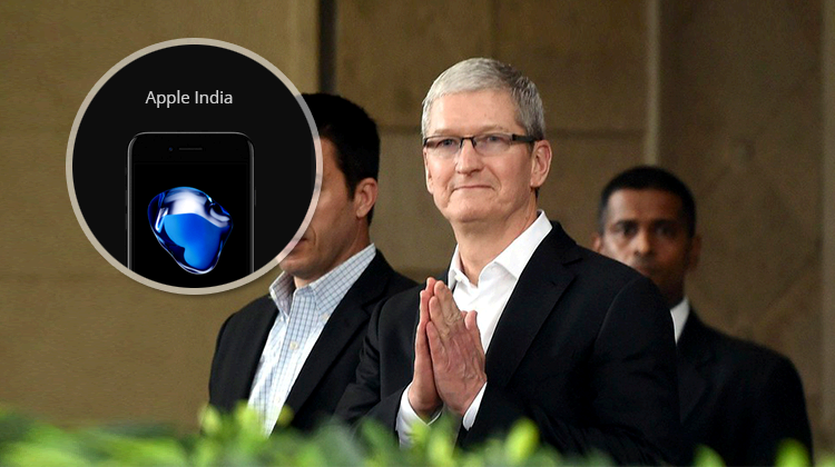 Apple manufacturing plant in India is ready by 2017