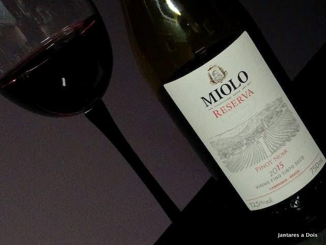 Foto de Miolo Pinot Noir Reserva