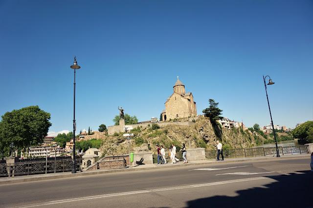 King Vakhtang Gorgasali Tbilisi