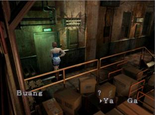 Resident Evil 3 Nemesis ISO Bahasa Indonesia