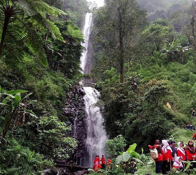 Curug Semawur Destinasi Wisata Hitz Kabupaten Kendal