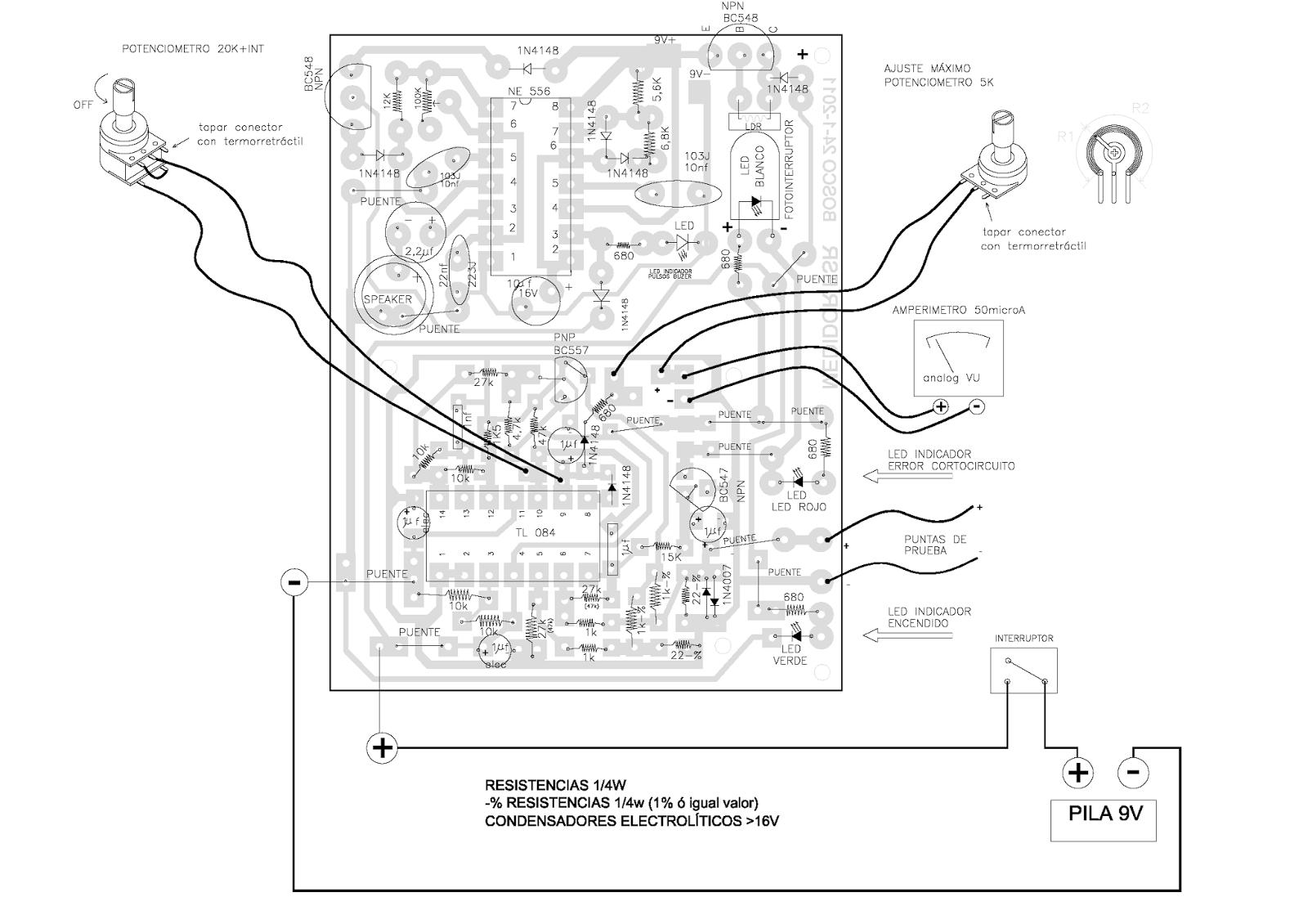 install esr meter diagram