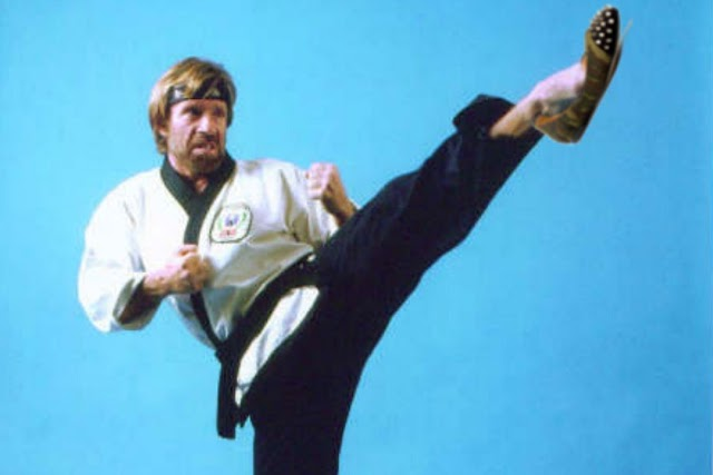Chuck Norris LF - Rodada 12