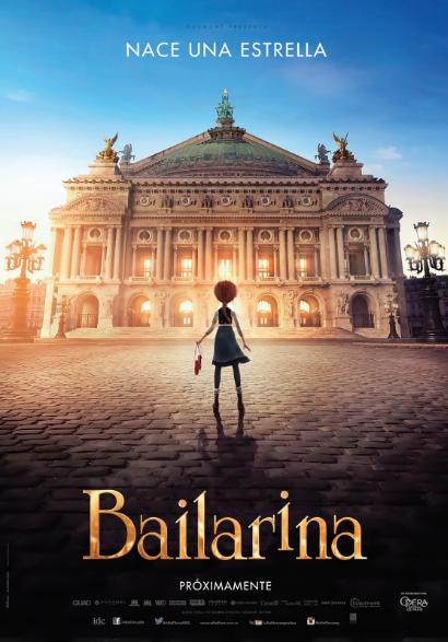 Bailarina (2016) [DVDRip][Subtitulada][MEGA]