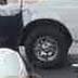 Conductora de camioneta impactó a bolero septuagenario, en Veracruz
