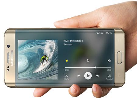 مواصفات وسعر Samsung Galaxy S6 edge plus بالصور والفيديو