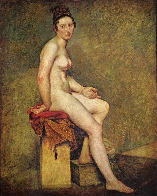 Miss Rose - Delacroix, Eugène e suas principais pinturas ~ Romantismo francês