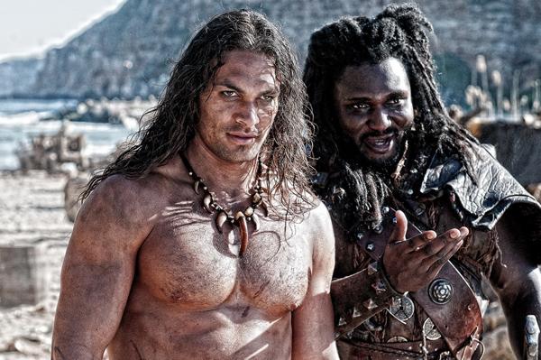Jason Momoa es Conan el bárbaro