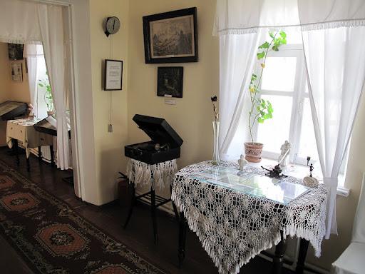 Дом-музей Константина Паустовского