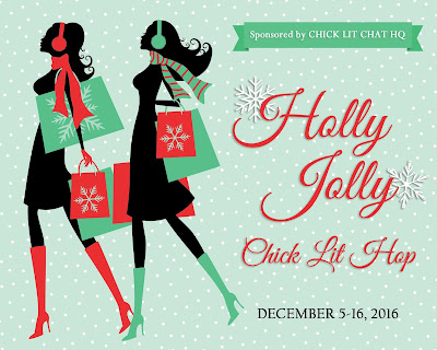 score some prizes and fun with the holly jolly chick lit hop