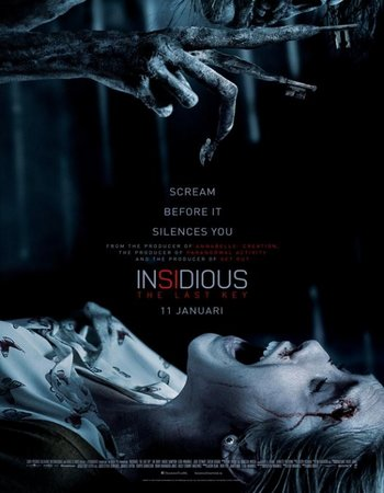 Insidious The Last Key (2018) English 480p