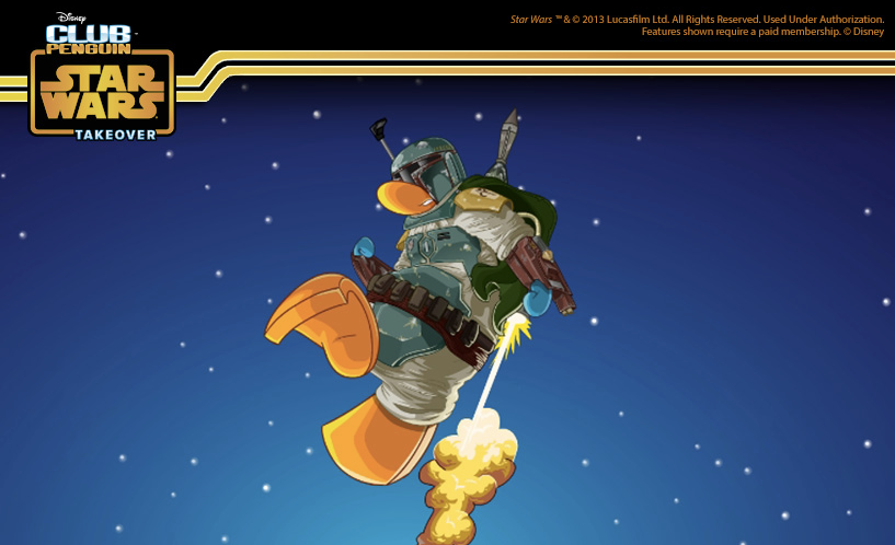 Club Penguin Cheats by Mimo777: New iPad-Exclusive Star Wars