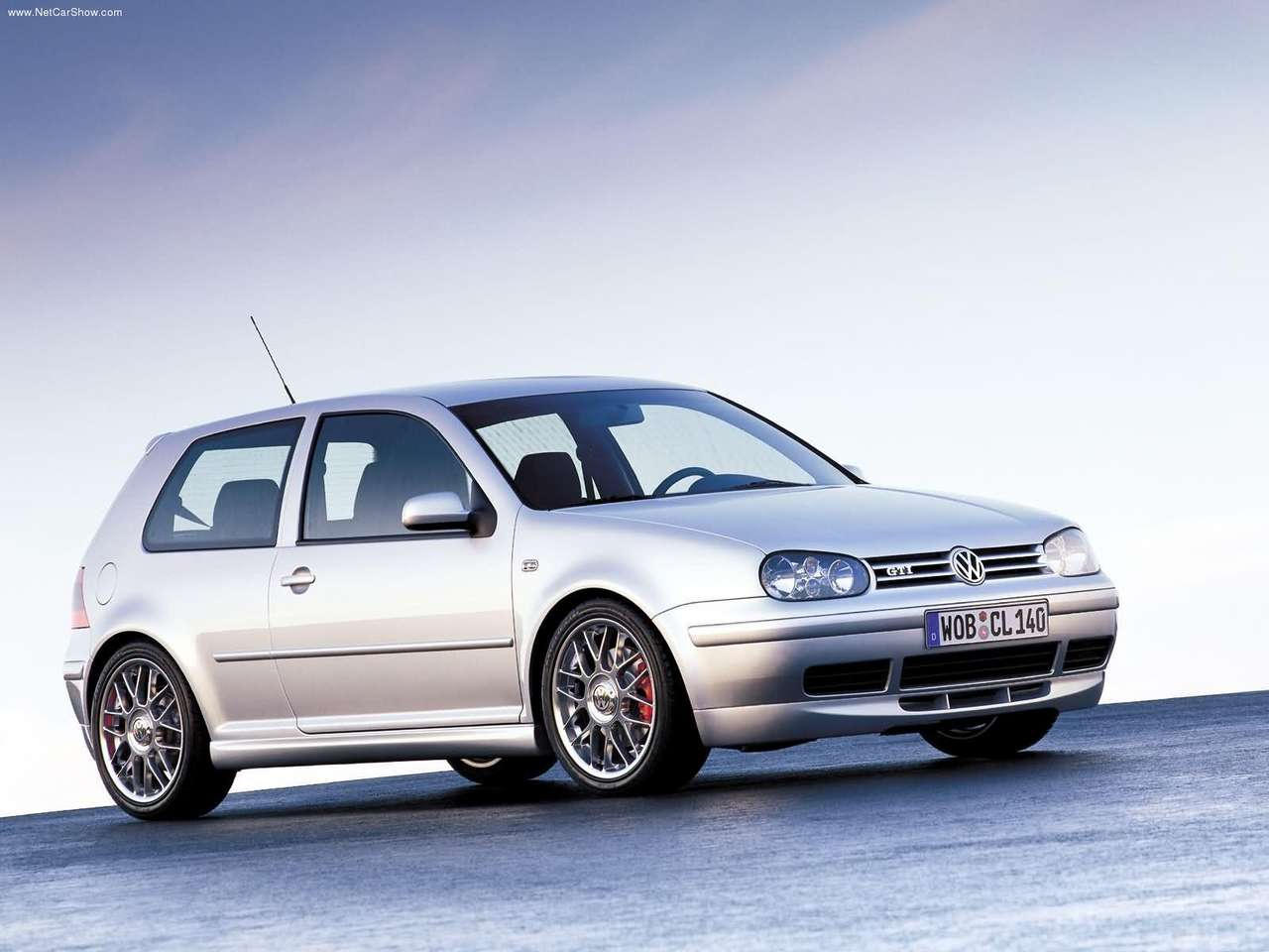 2001 Volkswagen Golf GTI 25th