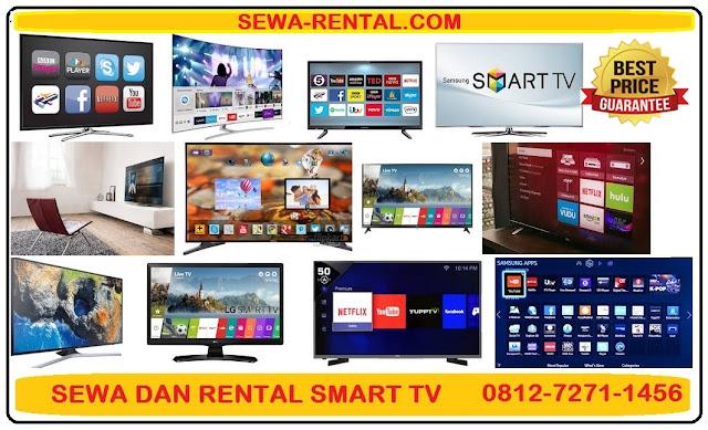 SEWA SMART TV, RENTAL SMART TV