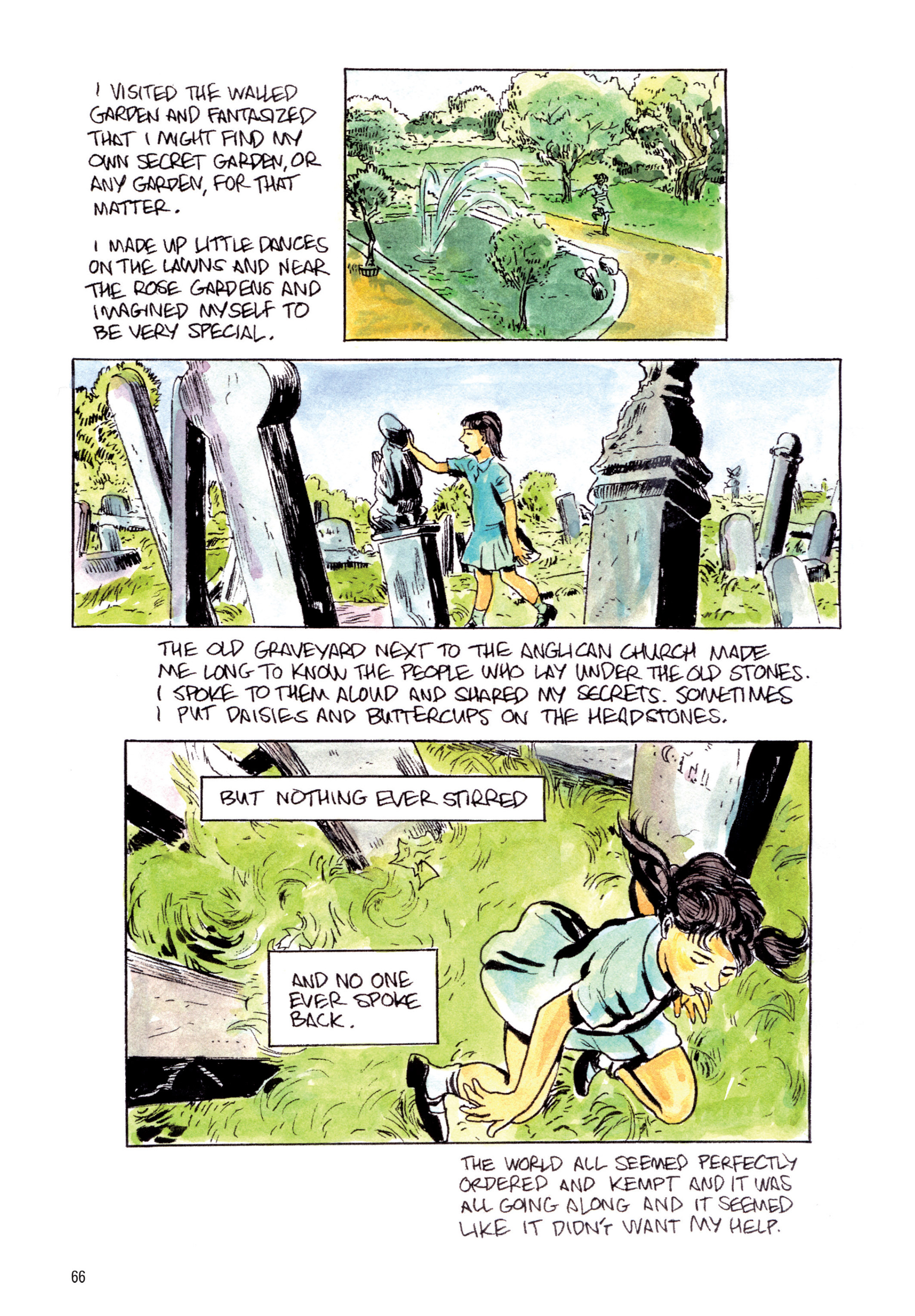 Read online The Late Child and Other Animals comic -  Issue #1 - 63