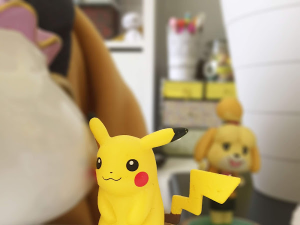 *SPOILERS* Let's Go Pikachu First Impressions and Photo Gallery