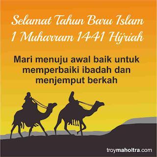 Slamat Tahun Baru Islam