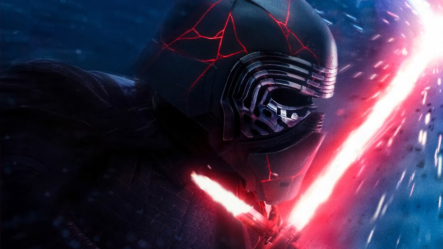Kylo Ren Lightsaber Star Wars The Rise Of Skywalker 4k Wallpaper 7 561