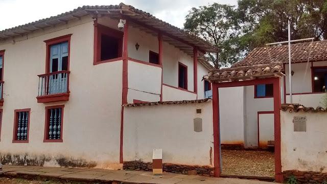 Casa da Intendência em Sabará