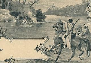 A szkipetárok földjén regény jelenet