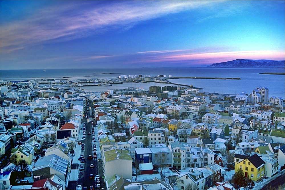 Reykjavík | Capital da Islândia
