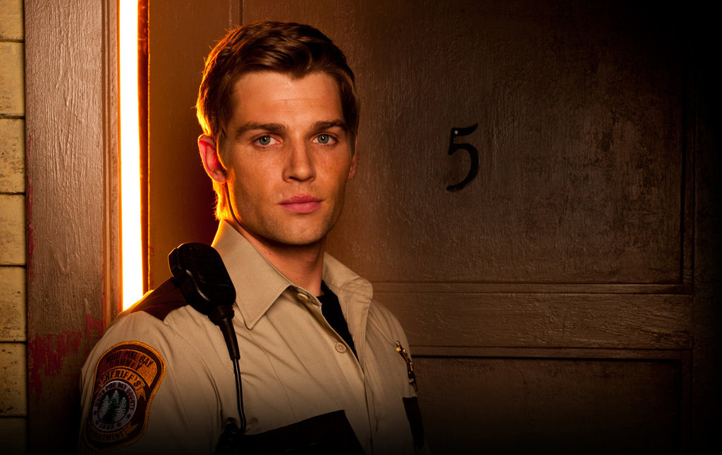 BADBOYS DELUXE: MIKE VOGEL - THESPIAN -UNDER THE DOME