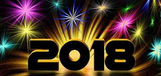 Happy New Year 2018 - Download DP BBM Tahun Baru 2018 Gambar Bergerak
