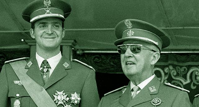 """Los franquistas sobre Juan Carlos: """"Nos va a salir bien"""""""