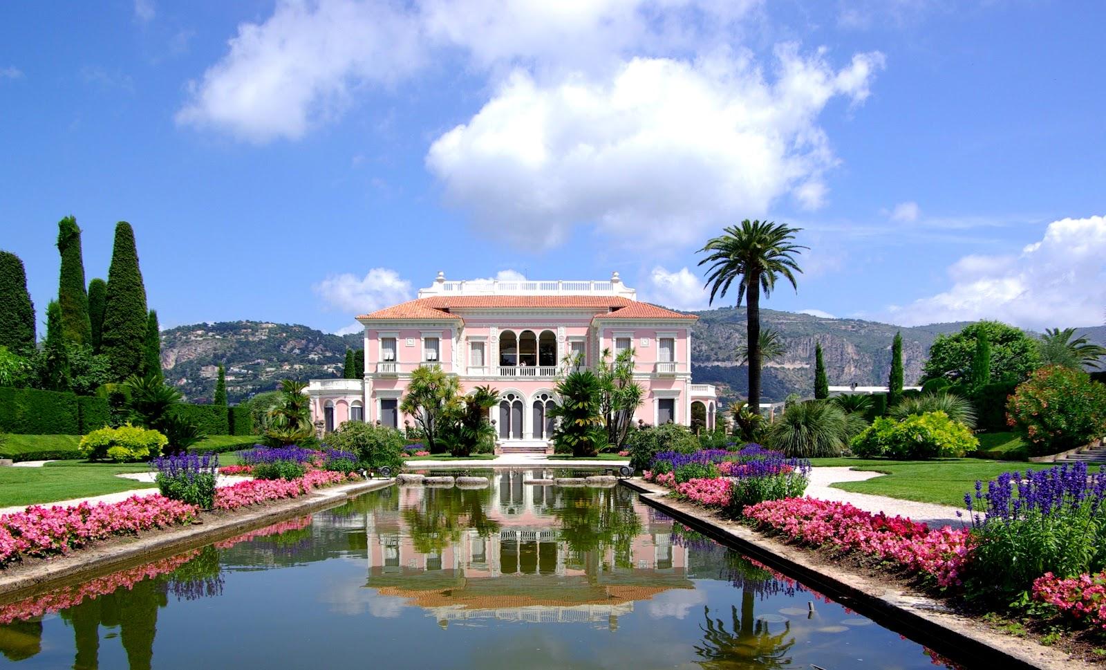 Loveisspeed Villa Ephrussi De Rothschild Is A
