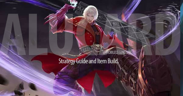 Alucard Strategy and Item Build Guide