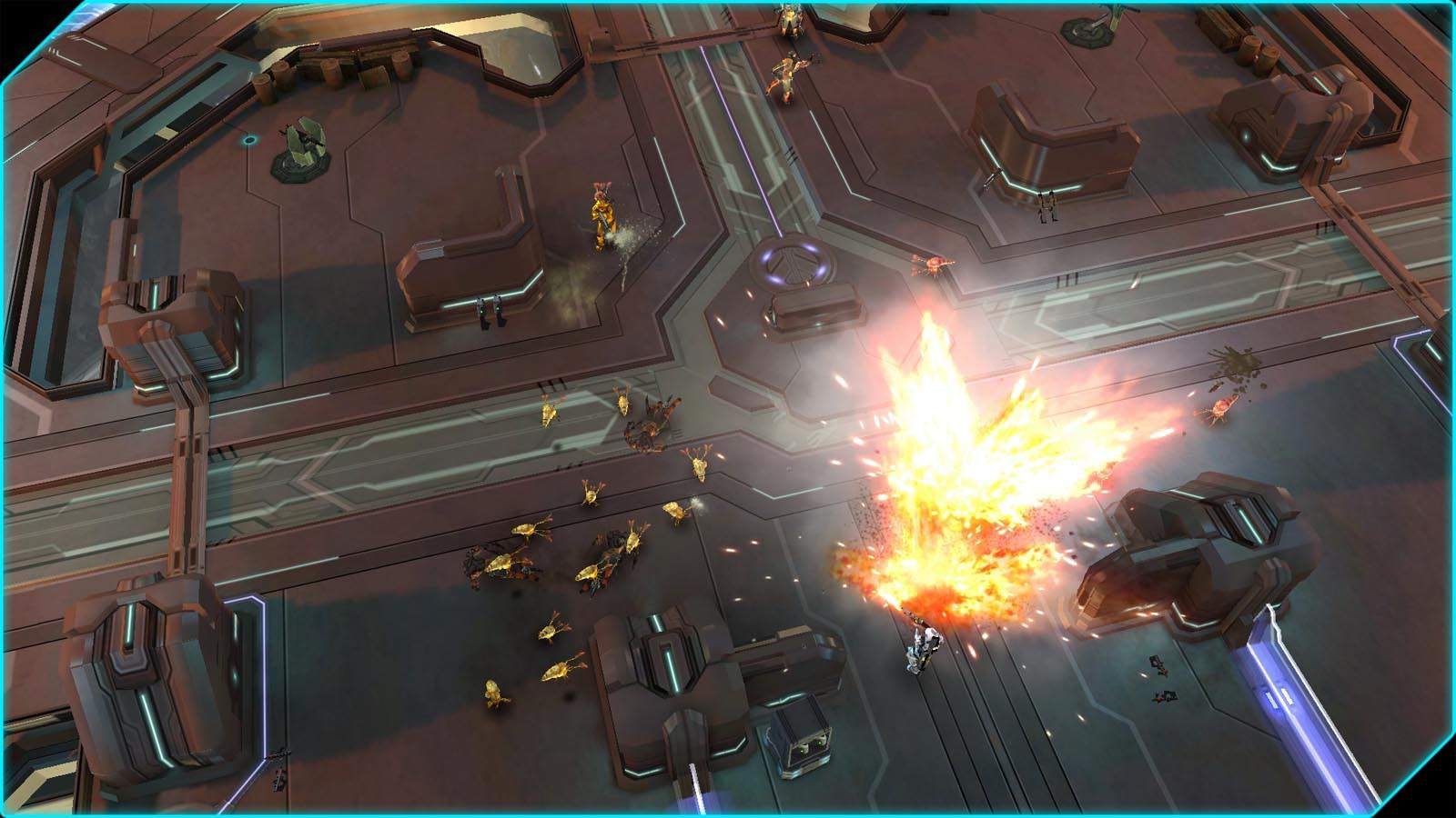 تحميل لعبة Halo Spartan Assault مضغوطة برابط واحد مباشر كاملة مجانا