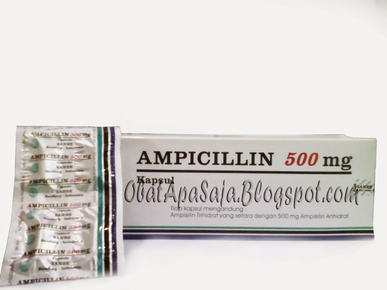 Ampulicillin