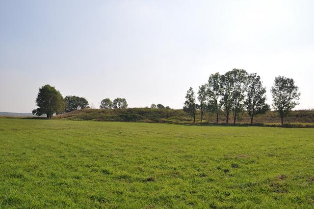 Grodzisko wczesnośredniowieczne w Wiślicy