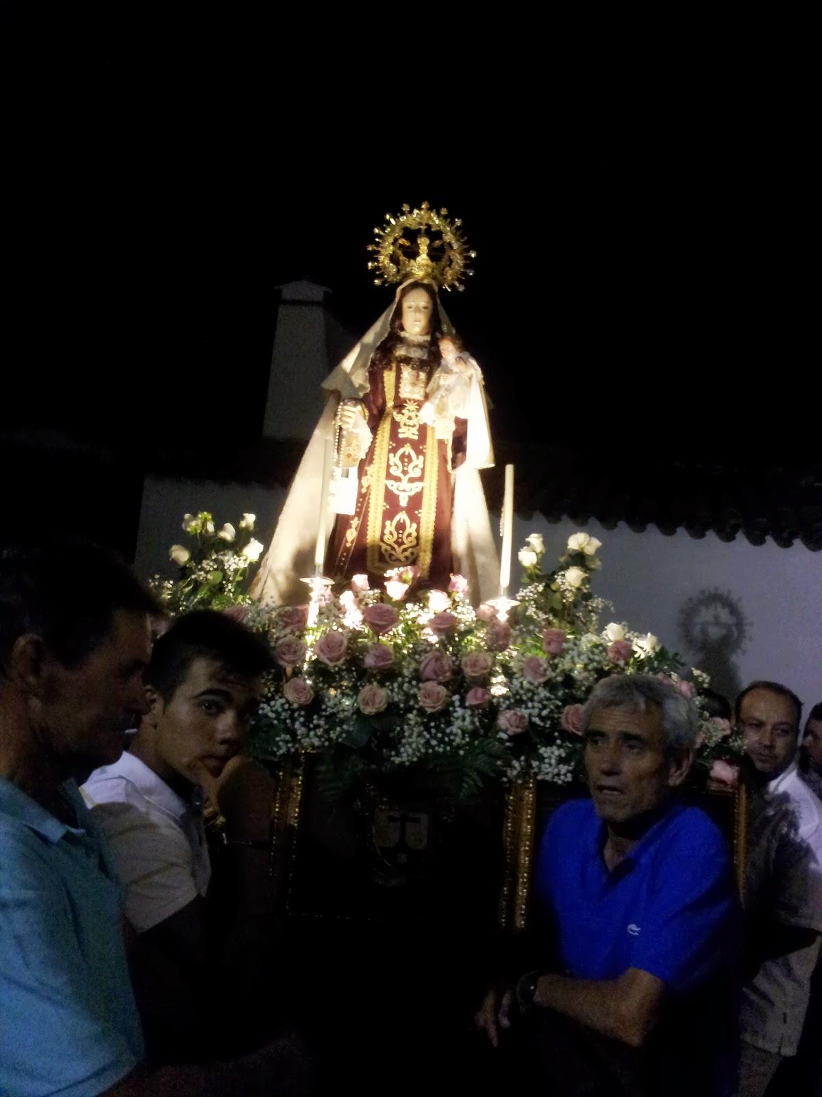 Ceremonia y rbrica de la Iglesia espaola  Nuestra Seora la Virgen del Carmen o del Monte