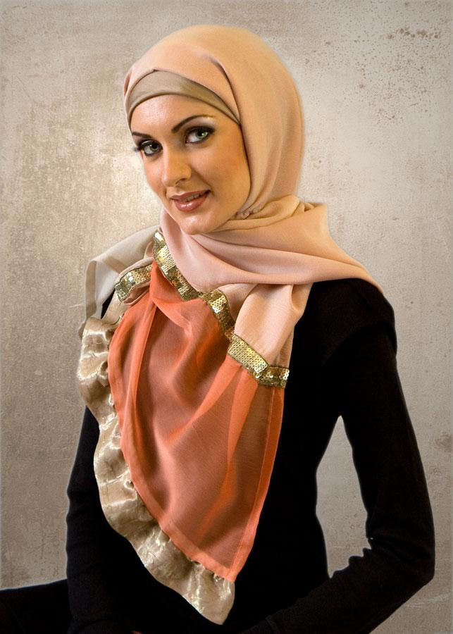 World Style: Hijab Scarf Styles