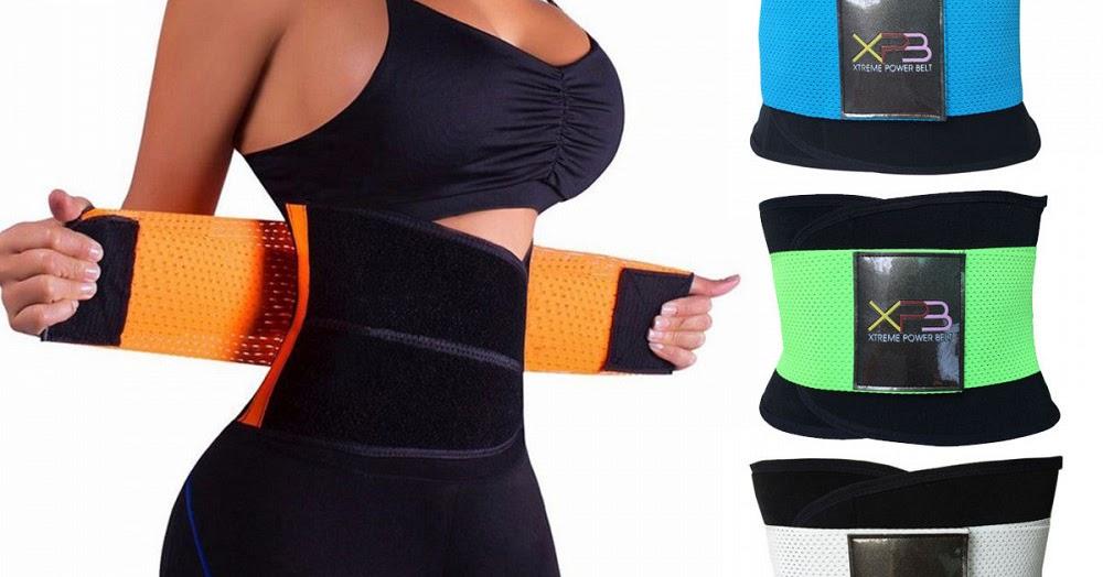 Уникальный пояс для похудения и коррекции фигуры Xtreme Power Belt в Зернограде