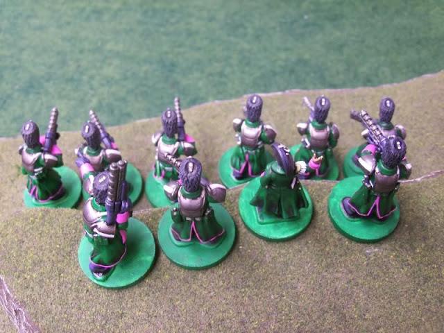 warhammer 40k renegade astra militarum guard conversion
