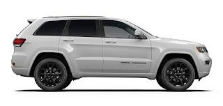 2017 Jeep Grand Cherokee Color: Bright White