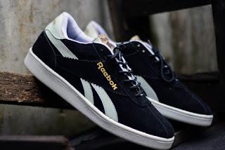Sepatu Reebok Royal Alperez Men Black White