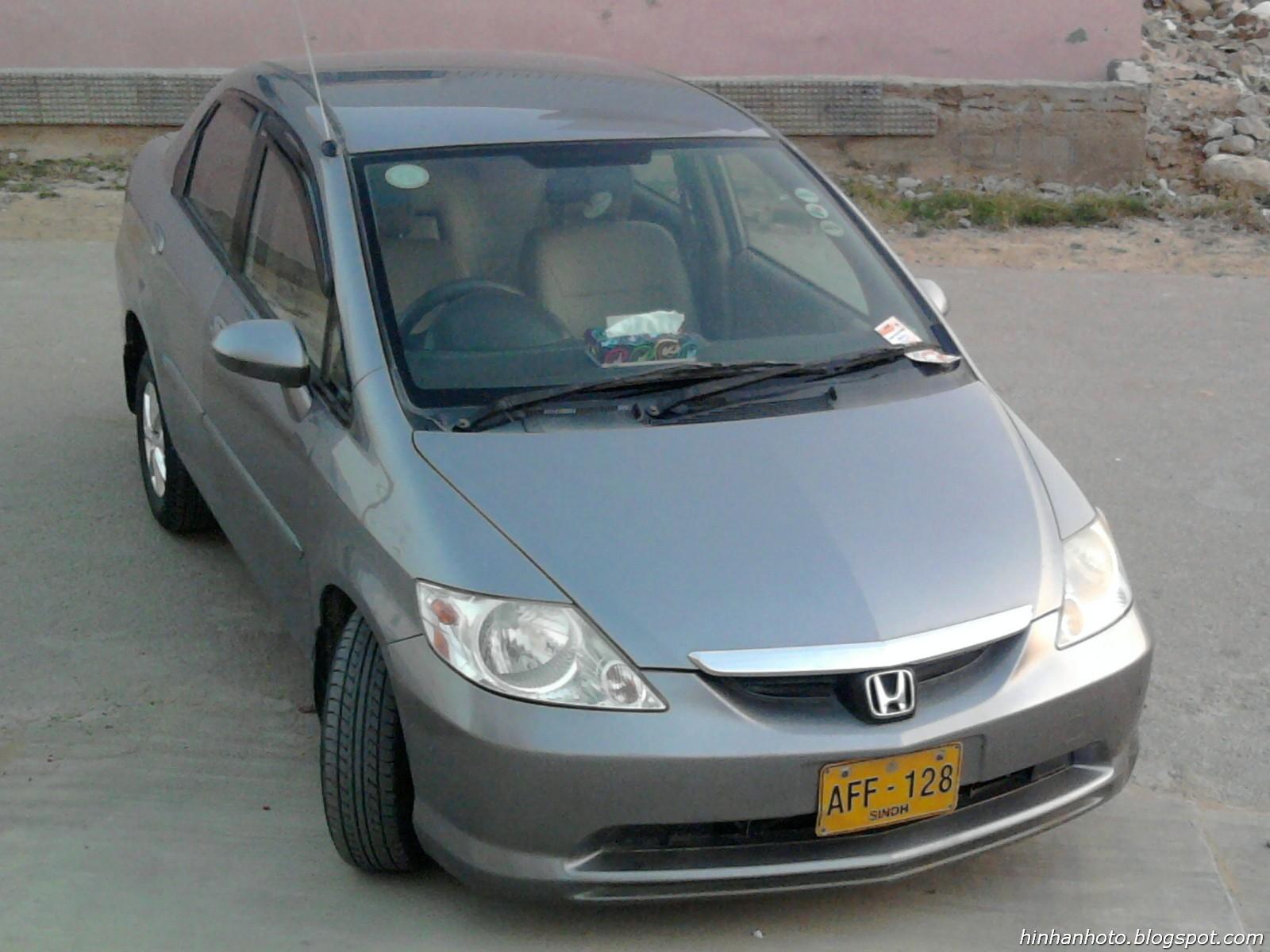 Honda City 2004 ~ Hình ảnh ô tô