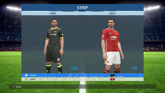 PTE Patch 1.0 PES 2017 Full Version