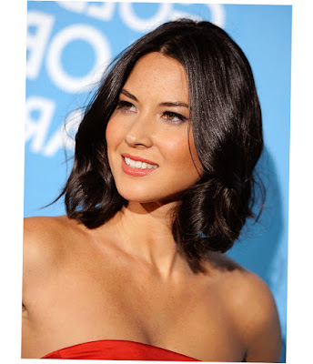 Hairstyles For Fat Faces With Double Chins Black Color Picture 2016